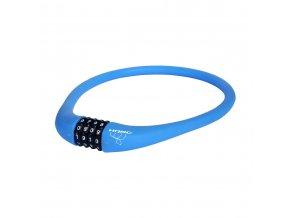 Zámok SILICO 15x750 kód modrý