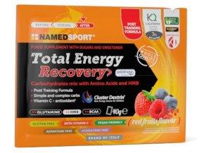 Nápoj Total Energy Recovery mix červeného ovocia 40g prášok