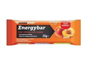 Tyčinka  Energybar broskyňa 35g