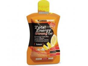 Gél energetický Total Energy Strong citrón 40ml