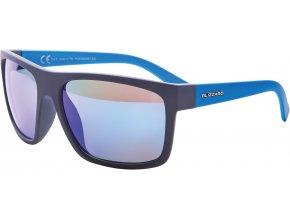 Slnečné okuliare BLIZZARD sun glasses PCSC603081, rubber dark grey , 68-17-133