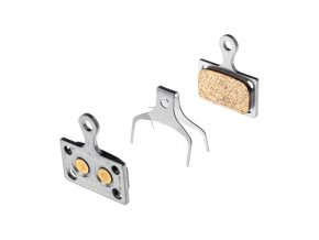 Platničky brzd. metal K04TI  XTR(M9100)/DURA ACE/ULTEGRA/105/GRX/SHIMANO