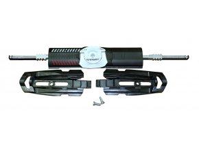 lyžařské vázání BLIZZARD střed vázání pro rental BLIZZARD IQ CMR kit (vč. IQ protectoru)