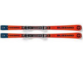 Lyže BLIZZARD FIREBIRD HRC s viazaním XCELL12 DEMO, 19/20
