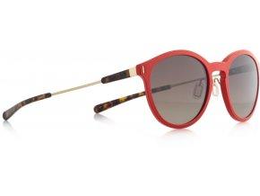 Slnečné okuliare SPECT Sun glasses, SOUND-003P, red, brown gradient POL, 51-20-140