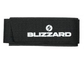 Páska na lyže BLIZZARD Skifix, black, width 4 cm