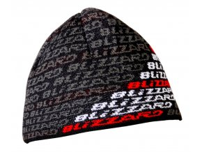 čepice BLIZZARD G-Force cap, black/white/red