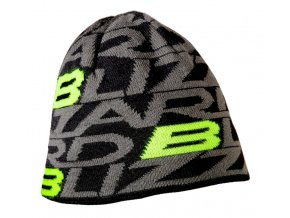 čepice BLIZZARD Dragon cap, black/green