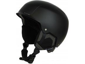 helma BLIZZARD Guide ski helmet, black matt/grey matt (Veľkosť 55-59)