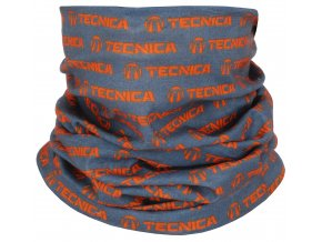 Nákrčník TECNICA Tube, grey/orange, size UNI