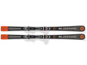 sjezdové lyže BLIZZARD FIREBIRD COMPETITION 76 + vázání TPX12 DEMO, 19/20 (Veľkosť 182 cm)