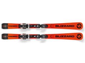 sjezdové lyže BLIZZARD FIREBIRD COMP.JR + vázání FDT JR 4.5, 19/20 (Veľkosť 140 cm)