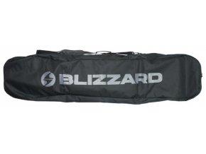 vak na lyže BLIZZARD Snowboard bag, black/silver, 165 cm (Veľkosť 165 cm)