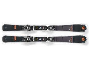 sjezdové lyže BLIZZARD BRAHMA JR + vázání FDT JR 4.5, 19/20 (Veľkosť 130 cm)