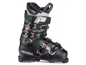 lyžařské boty TECNICA Mach1 MV 95 W HEAT, black, 19/20 (Veľkosť MP 270 = UK 8 = EU 42)