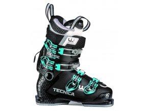 lyžařské boty TECNICA Cochise 85 W, black, 19/20 (Veľkosť MP 260 = UK 7 = EU 40 2/3)