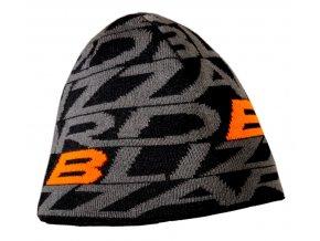 čepice BLIZZARD Dragon cap, black/orange (Veľkosť UNI)