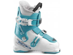 TECNICA JT 2 Sheeva, white/blue bird, size MP 205, 17/18