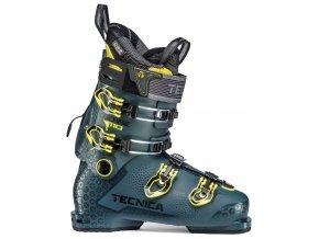 lyžařské boty TECNICA Cochise 110, petrol, 19/20 (Veľkosť MP 285 = UK 9 1/2 = EU 44)