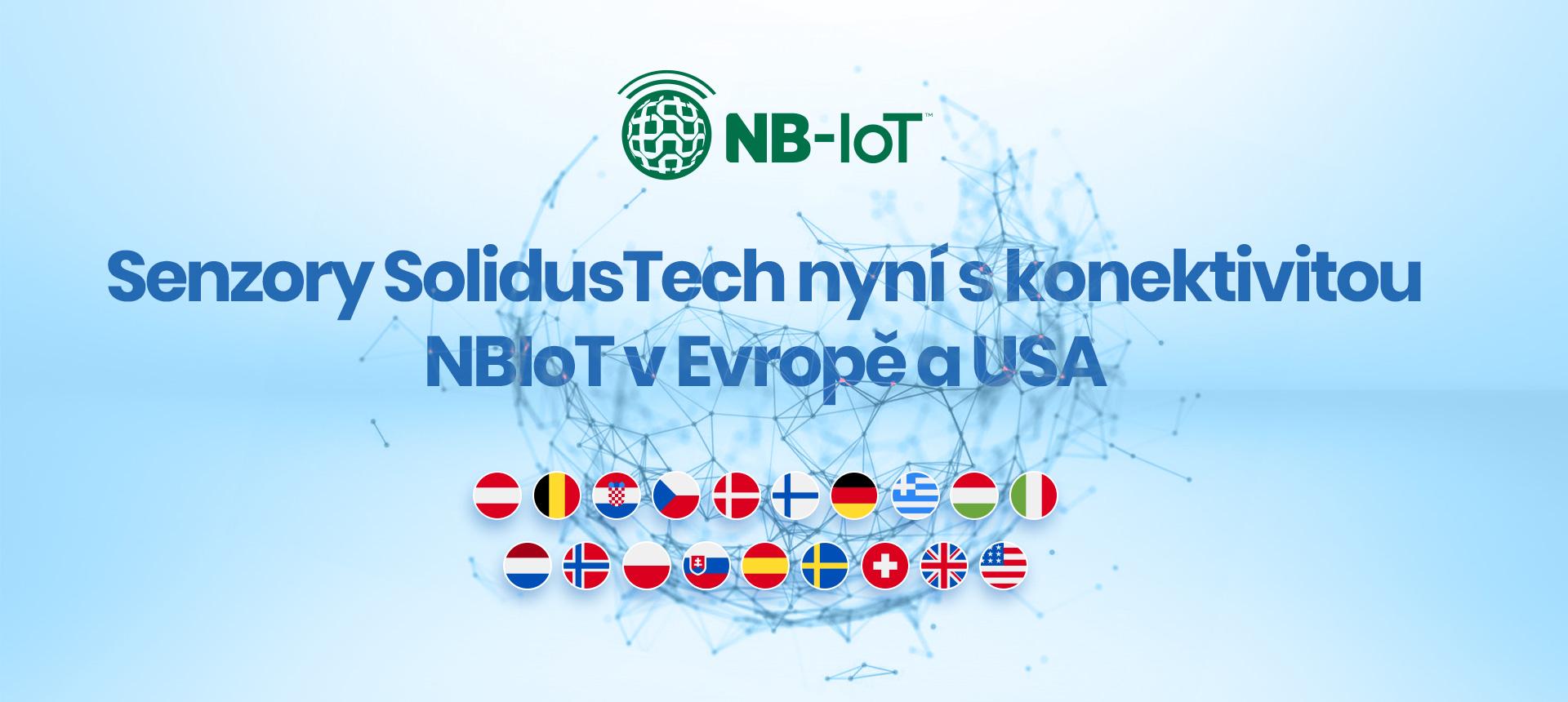 NB-IoT Evropa