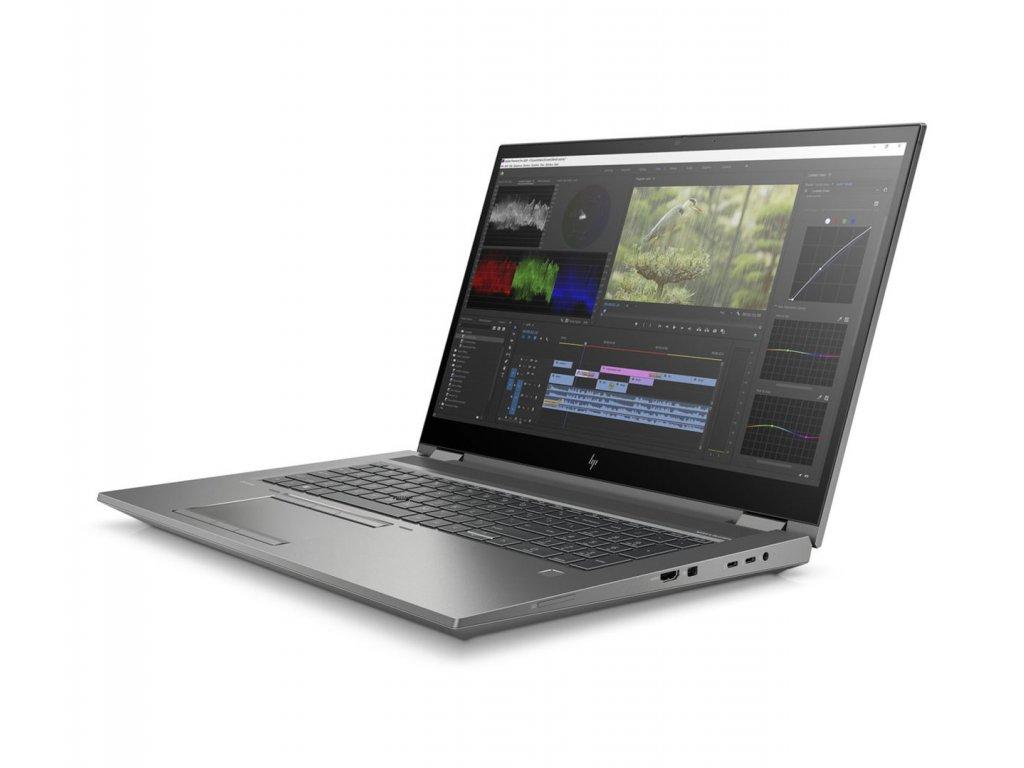 HP ZBook 17 Fury G8 17,3 4KUHD550nts W 11955M 64GB 512+2TB Nvidia Quadro RTX A5000 16GB W10P 3y (2)