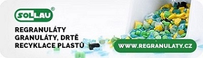Regranuláty, granuláty, drtě a recyklace plastů