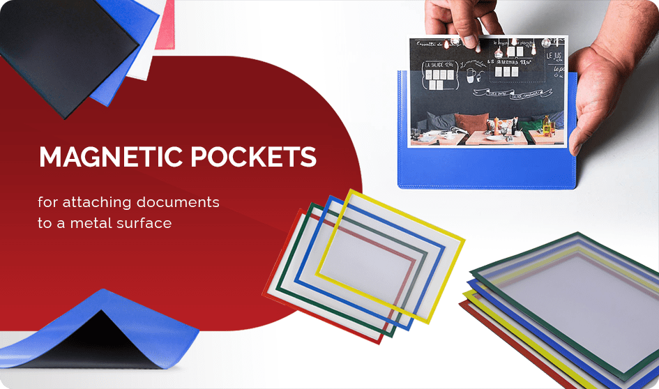 Magnetic pockets