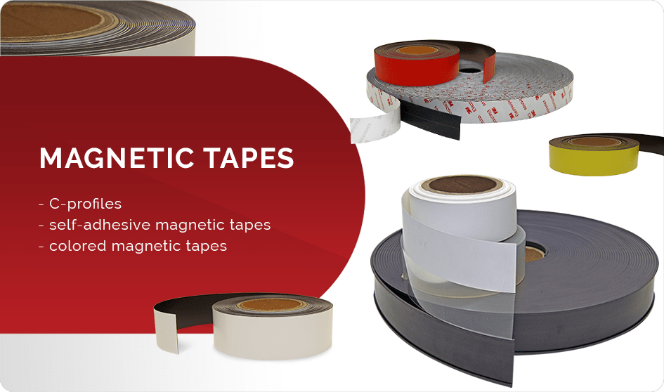 Magnetic tapes