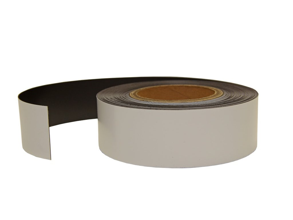 Magnetický pásek bílý_min