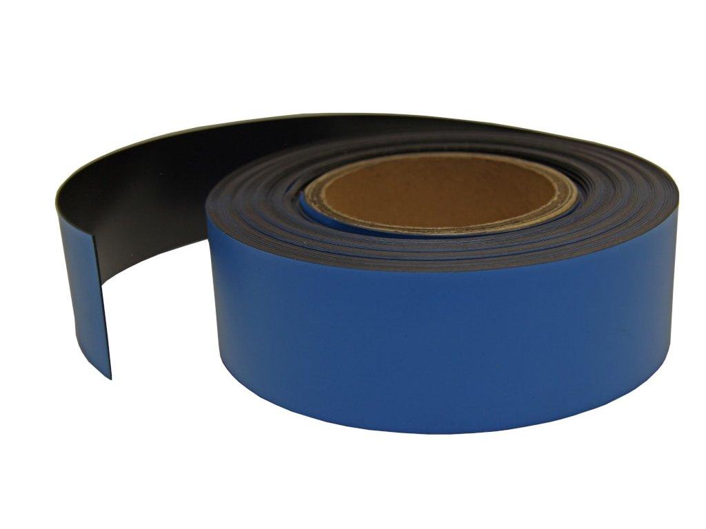 Magnetický pásek modrý_min