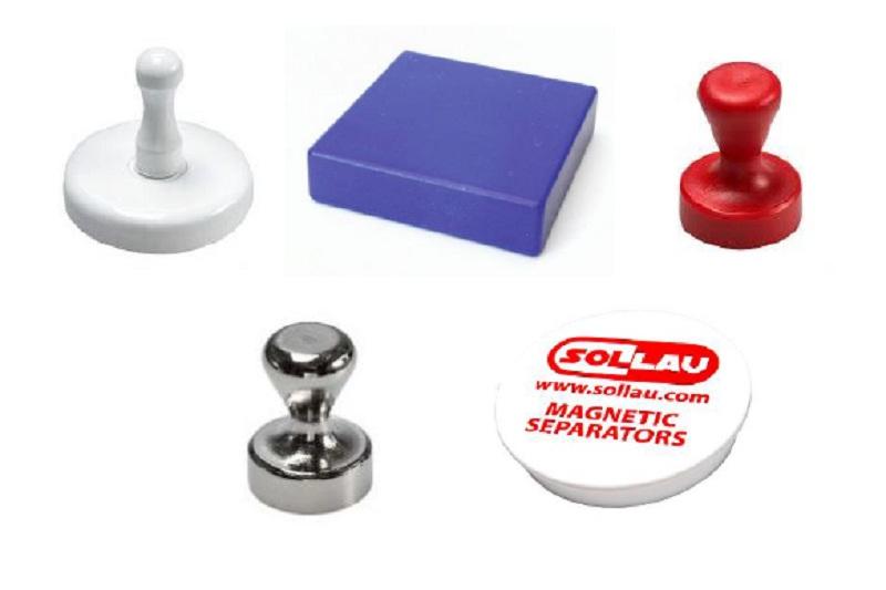 Kancelářské magnety