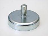 Neodymové magnetické čočky s vnějším závitem