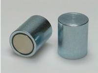 Neodymové magnetické čočky válcové