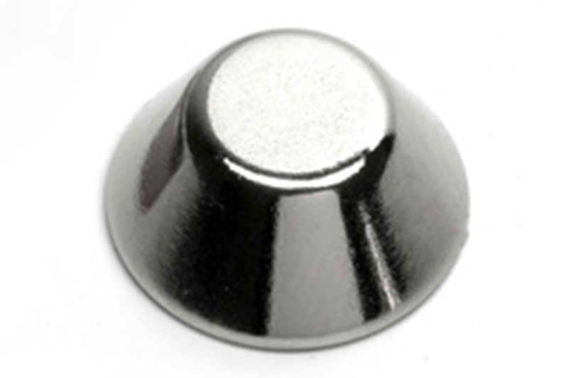 Neodymové NdFeB magnety kónické