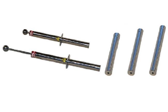 Magnetické separátory pro tekuté směsi