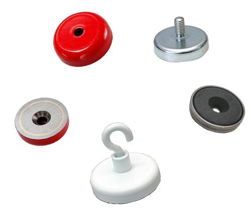 AlNiCo magnetické čočky
