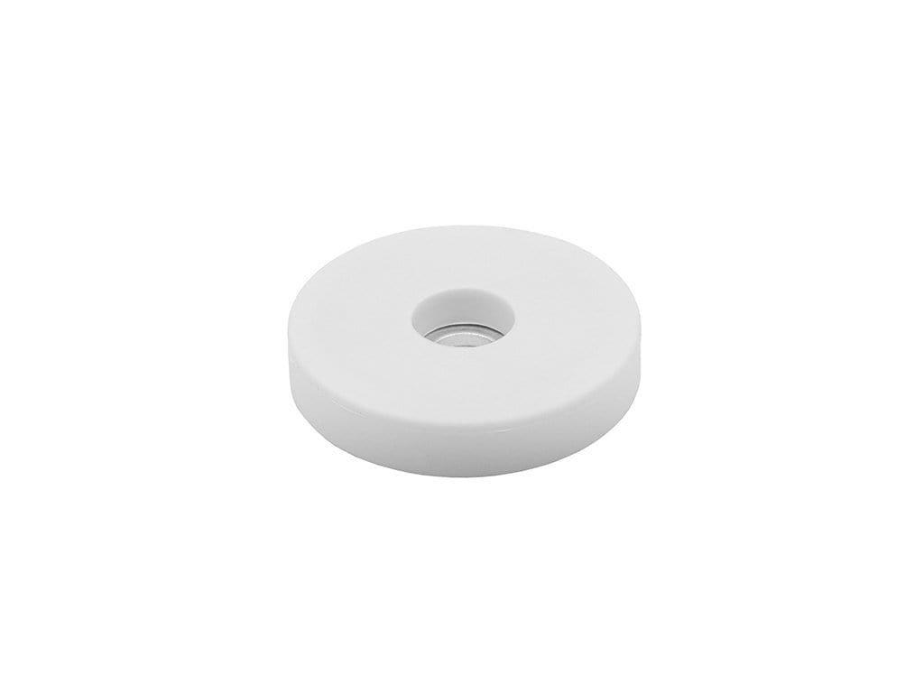 Neodymový pogumovaný magnet se středovou dírou 43x7,5x6 mm