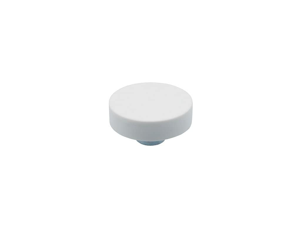 Neodymový pogumovaný magnet se závitovým pouzdrem 31x11,5x6 mm