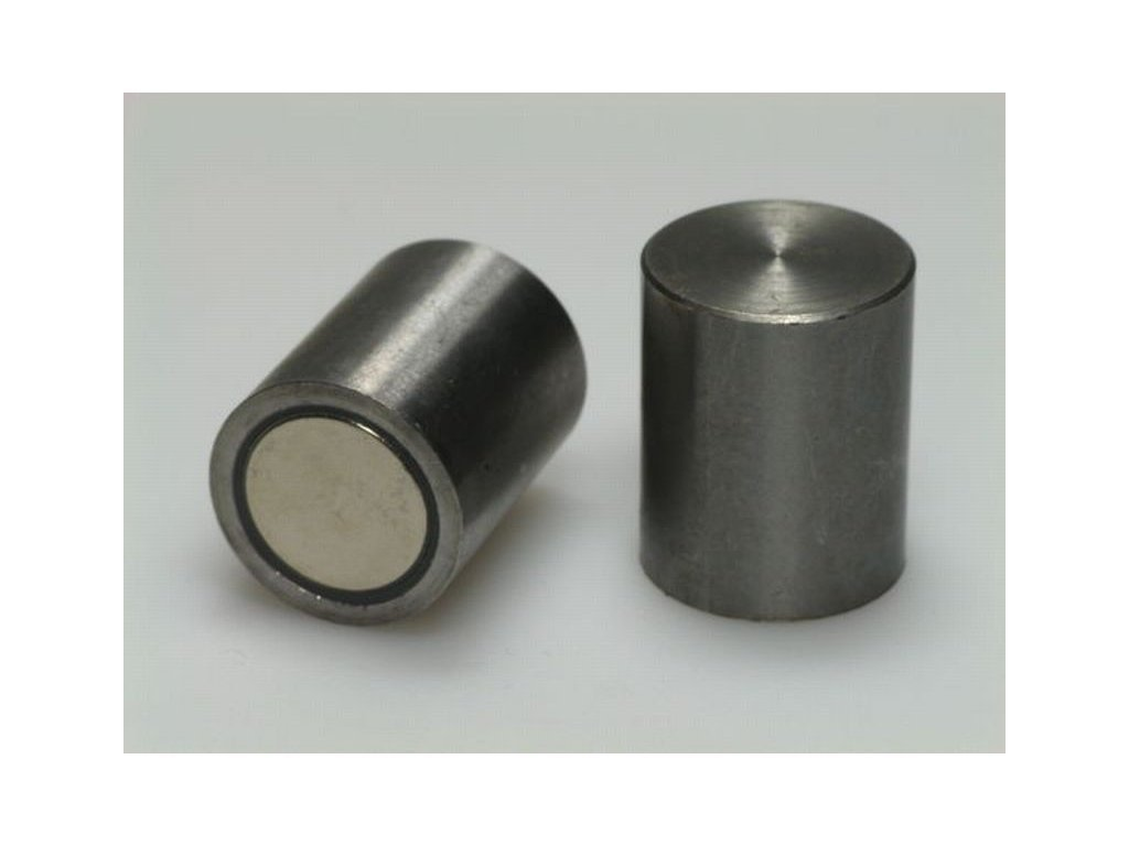 4900 ndfeb magneticka cocka valcova s toleranci h 6 3