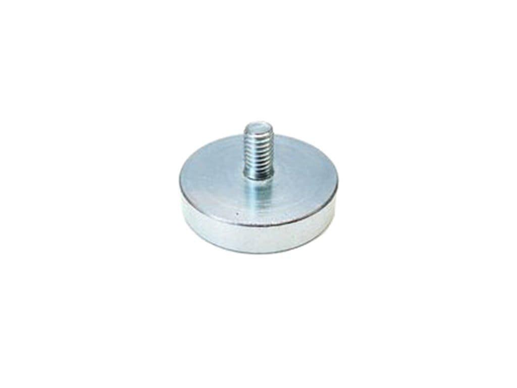 NdFeb magnetická čočka s vnějším závitem