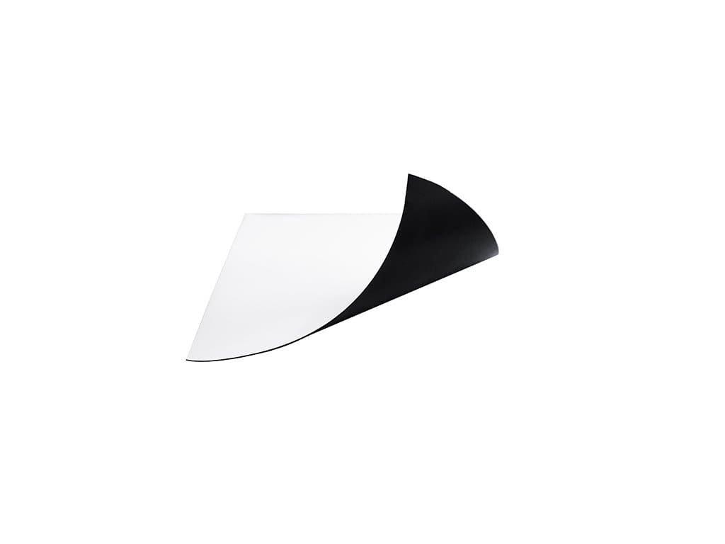 Magnetická fólie bílá lesklá - formát A5