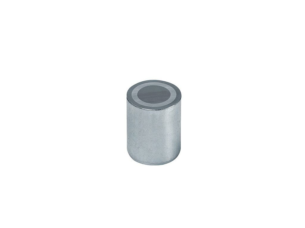 AlNiCo magnetická čočka válcová s vnitřním závitem 12,5x16 mm