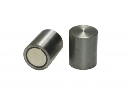 NdFeB magnetická čočka válcová s tolerancí H 6