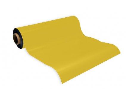 Magnetická fólie žlutá (0,7 mm)