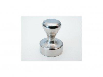 Magnet v kovovém pouzdře