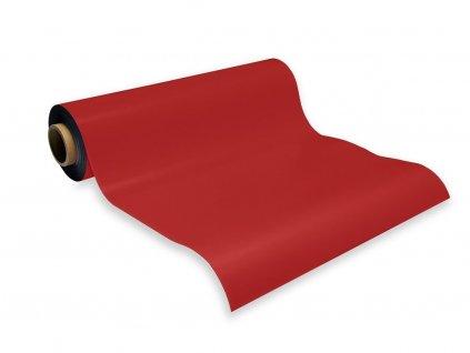 Magnetická fólie červená