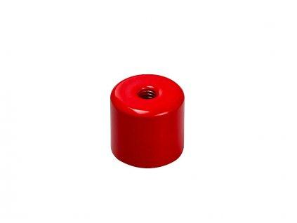 AlNiCo magnetická čočka válcová s vnitřním závitem