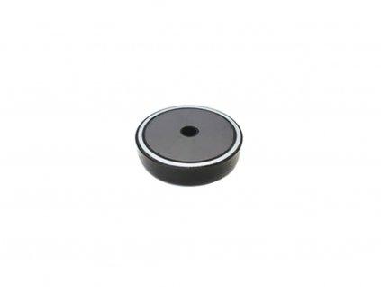 Feritová magnetická čočka se středovou dírou