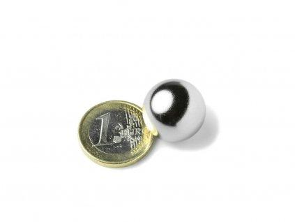Neodymový magnet koule D 19 mm