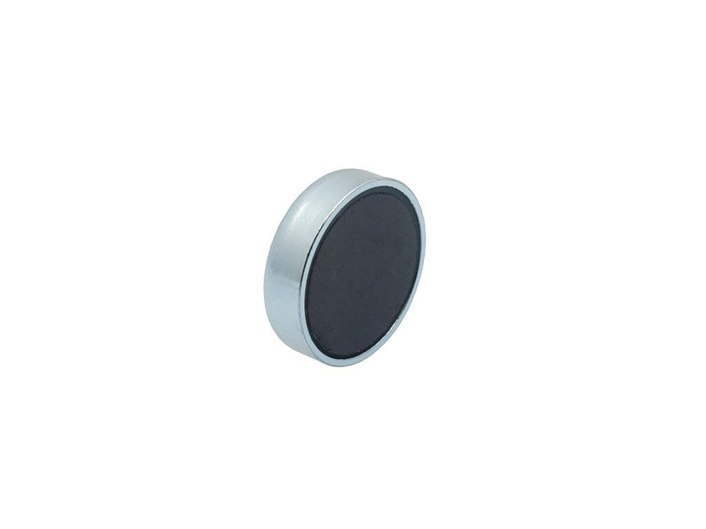 5068 4 feritova magneticka cocka plocha bez zavitu 20x6 mm